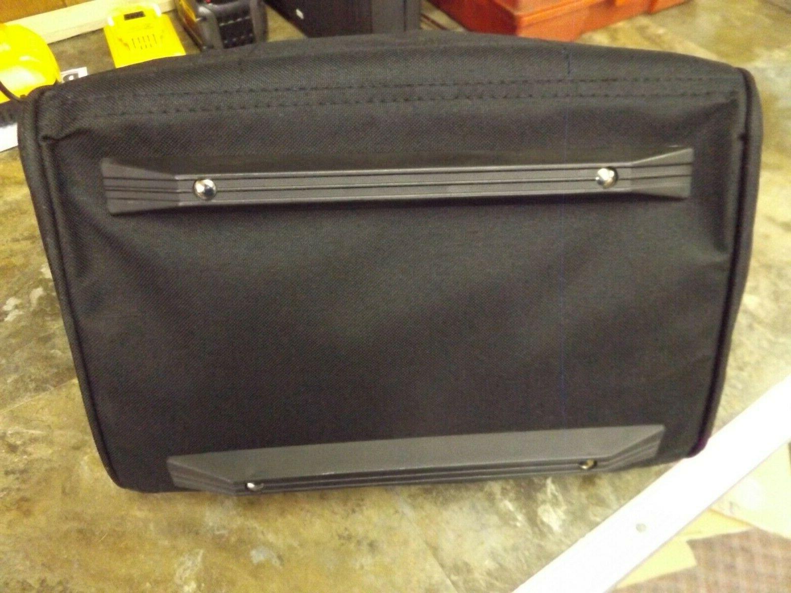 """DEWALT 13"""" 6 Pocket Contractor Tool Bag NEW USA"""
