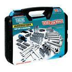 132 Pc Mechanic's Tool Set Professional Metric/SAE Channello