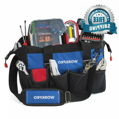 WORKPRO Multi-pocket Organizer Shoulder
