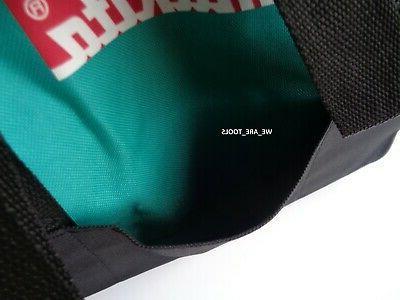 """Makita 11"""" Tool Pockets Fr 18V Saw 18 Volt Strap"""