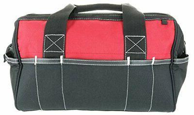 12 Inch Inch Resistant Tool Bag Multi Piece Storage Bundle
