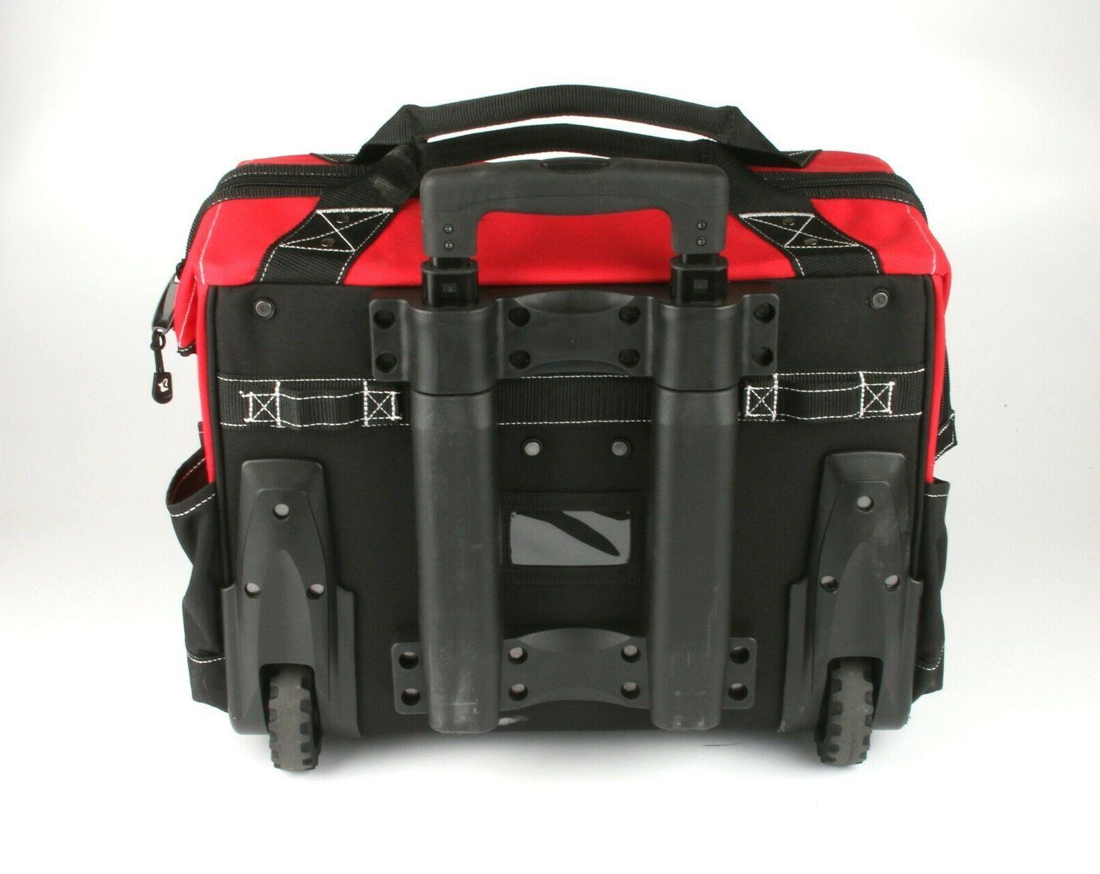 *HUSKY 18 Tool Tote Bag Telescopic
