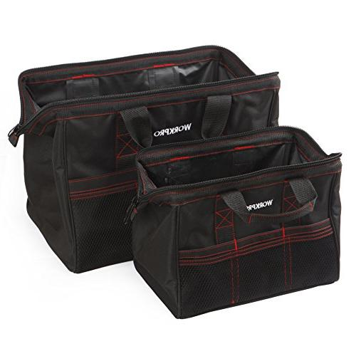 WORKPRO 2-Piece Combo &18-inch, Wide Open Storage