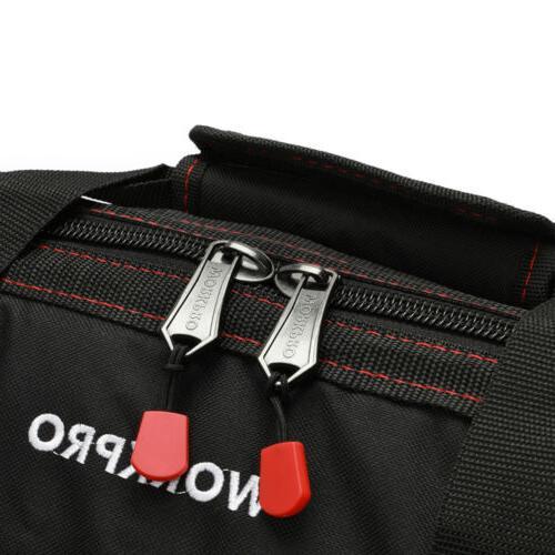 "WORKPRO 18"" Tool Bag Duty Tote Storage"