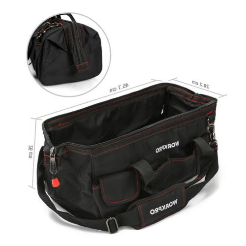 WORKPRO Bag Mouth Duty Tote Storage