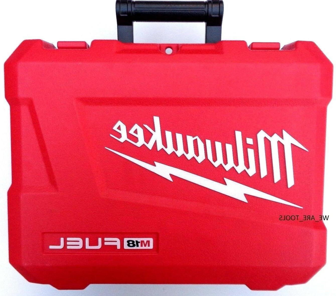 Milwaukee 18V Case For Wrench 2763-20, 2762-20, 2764-20,2763