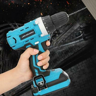 18V Lithium Cordless Drill Set Professional With