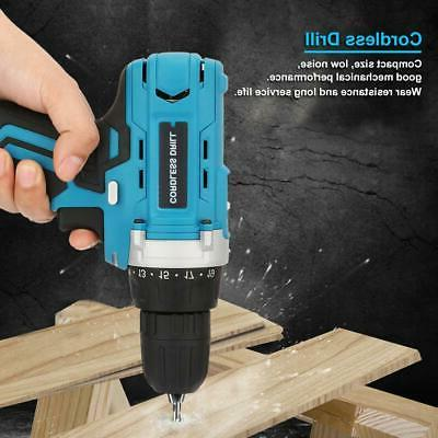 18V Electric Lithium Drill