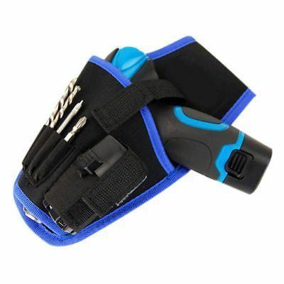 US Tool Heavy Duty Bit Belt Pouch Pocket Tool