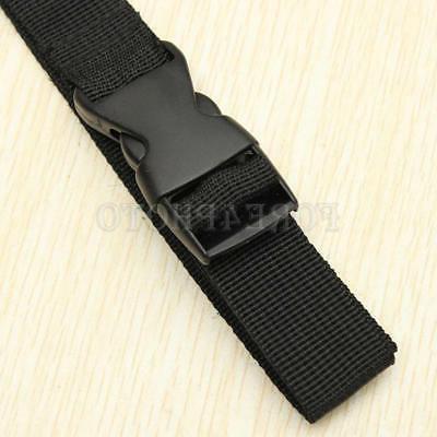 1x Adjustable Nylon Tool Bag Belt Strap Waist Web Work With