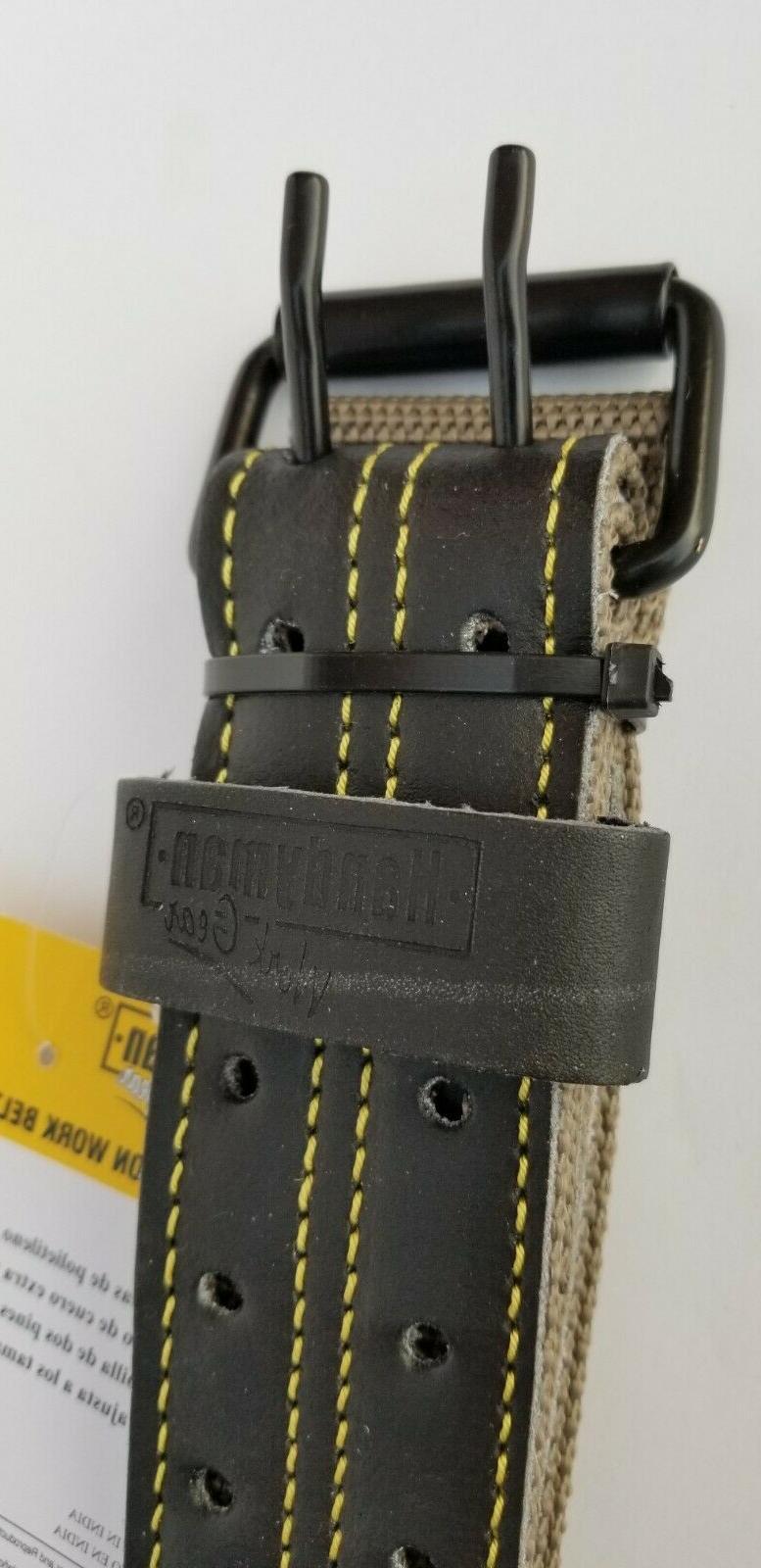 2 inch Nylon work Belt waist bag/pouch