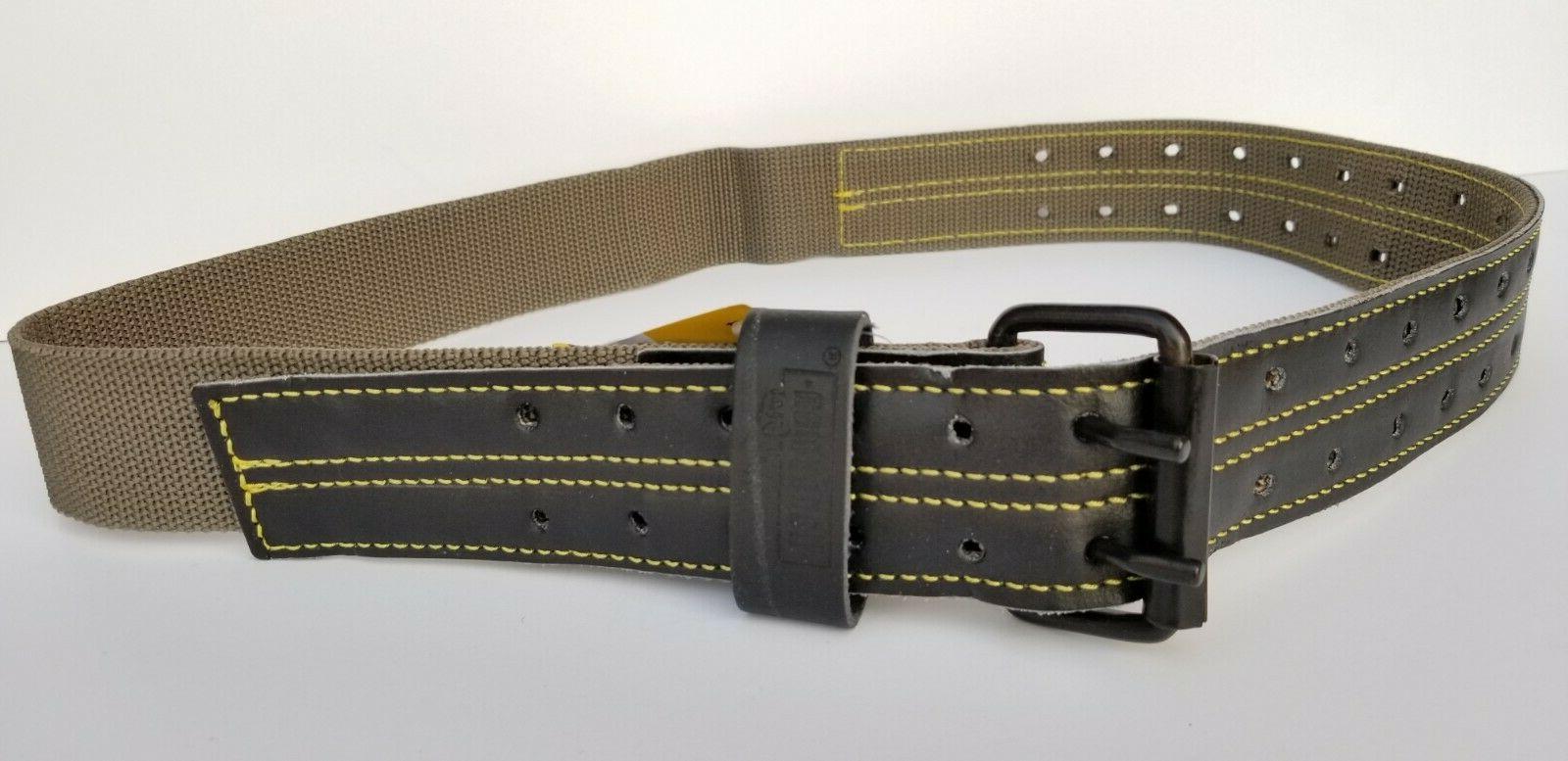 2 inch nylon work belt for waist
