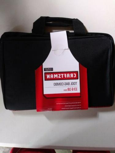 Craftsman Tool Bag Combo 13 937537