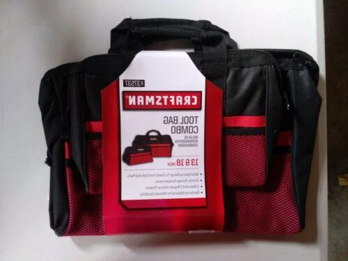 2 tool bag combo 13 inch 18inch