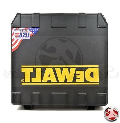 DeWALT 2 Tool Bag Hard Case DCF886 DCF885 DCD995 DCD985 DCK2