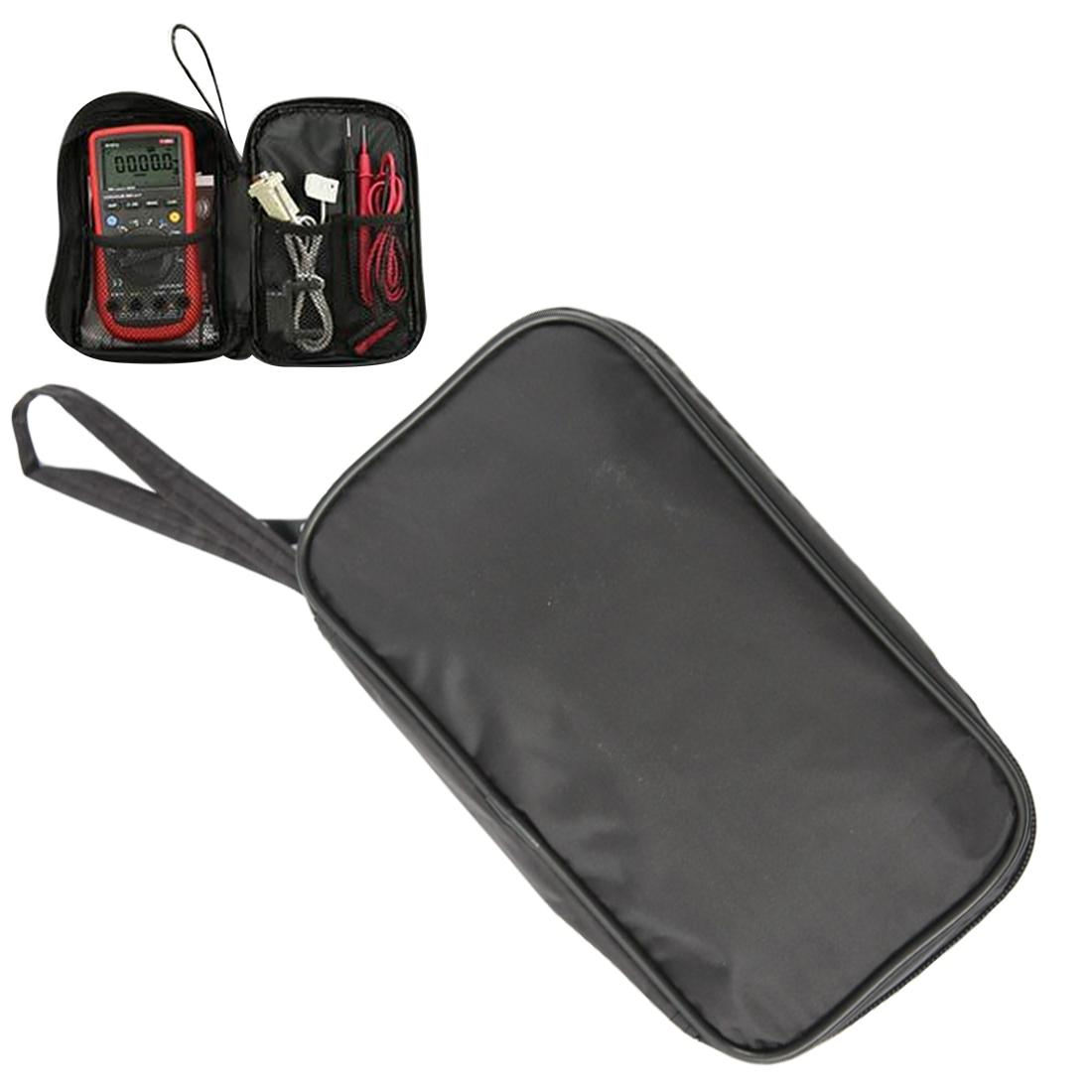 Durable 20*12*4cm Digital Cloth <font><b>Tools</b></font> <font><b>Bag</b></font> Multimeter <font><b>Canvas</b></font> <font><b>Bag</b></font> for UT61 Series