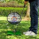 """20"""" Portable Pop Up Golf Chipping Pitching Practice Net Trai"""