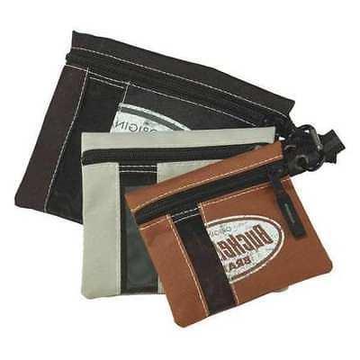 BUCKET BOSS 25200 Tool Bag Set, Polyester, 3 Pockets, Brown,