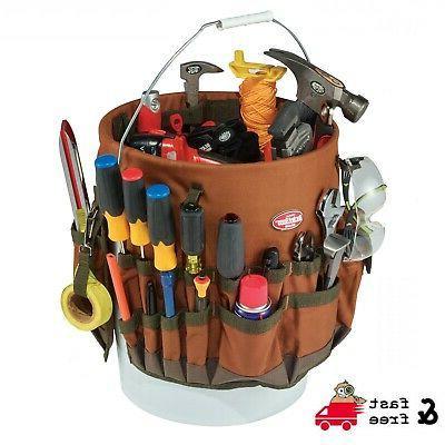 5 gallon bucket tool organizer bag 30