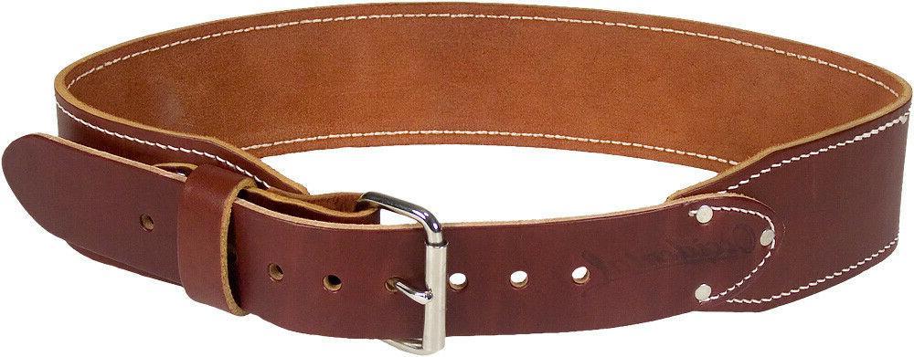 "Occidental Leather 5035 H.D. 3"" Ranger Work Belt  Made In US"