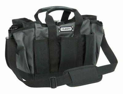 511100 open mouth tool bag polyester black