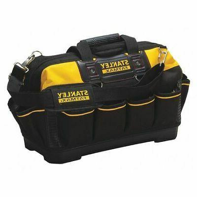 STANLEY 518150M FatMax Tool Bag, 18 in., Rugged 600 x 600 De
