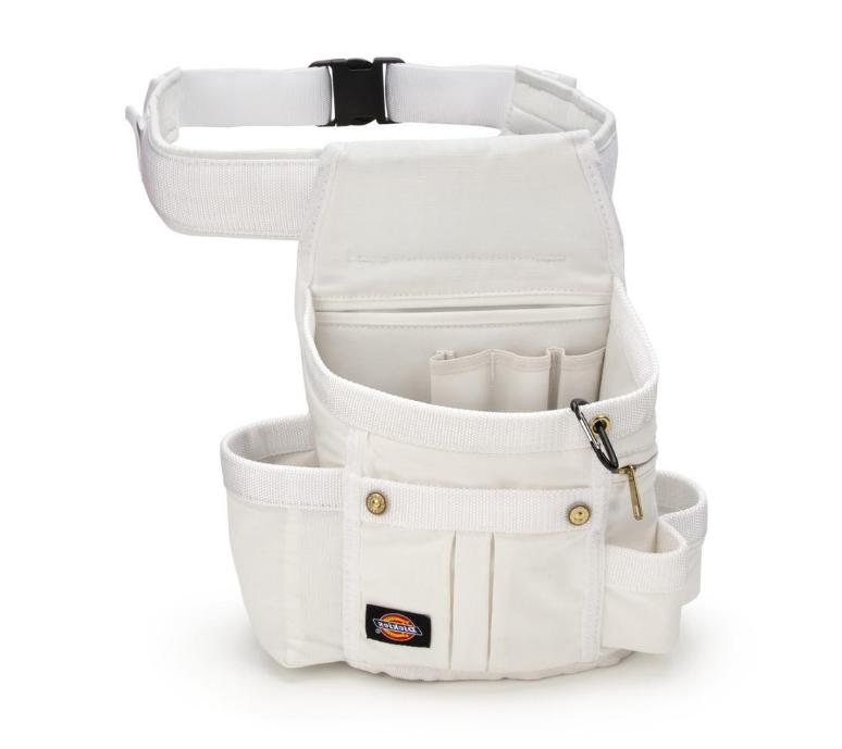 Dickies Work Gear 57053 8-Pocket Utility Pouch with 3-Inch P
