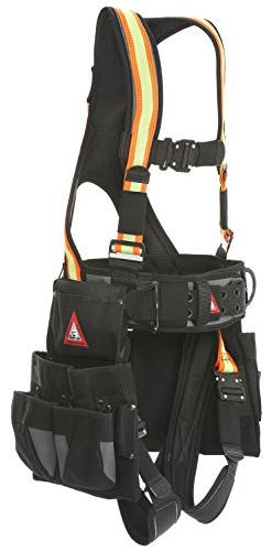 Super Anchor Safety 6151-HL Deluxe Full Body Harness plus Al