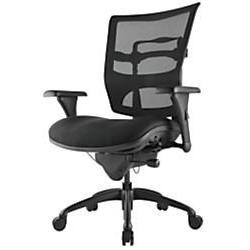 WorkPro 7000 Series Big & Tall High-Back Chair, Black