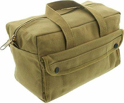 Army Universe Small Military Tool Bag, Heavy Duty Cotton Can