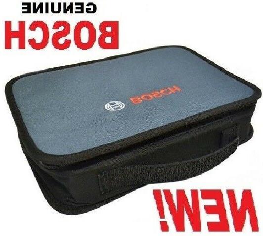 Bosch 12V 12 Volt Tool Case Tote Bag w/Inside Pocket *Holds