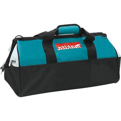 "Brand NEW Makita 21"" Heavy Duty Tool Bag Bags with 6 Pockets"