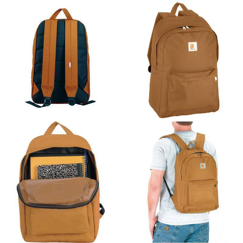 Carhartt Trade Series Backpack Brown Bags Belts Pouches Tool