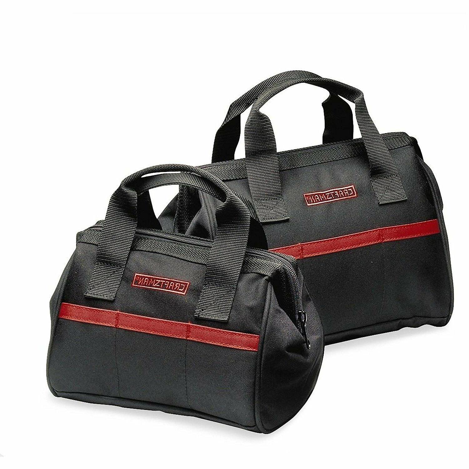Craftsman 2-PC Bag Set 940558 2 bags one 10 inches and one inches