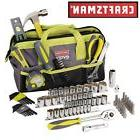 Craftsman Evolv Mixed Tool 83 Piece Homeowner Tools Set Bag