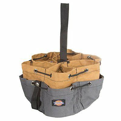 Dickies Work Gear 57004 Grey/Tan Parachute Work Tool Bag Par
