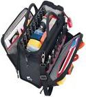 Network Tech 18 In. Portable Tool Bag 31 Slots 11 Pockets Ac