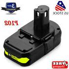 For Ryobi ONE+P102 18 Volt 2000mAh Lithium-Ion Compact Batte