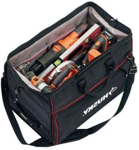 Heavy Duty Tool Bag Storage Duffle Fabric Panel Water Resist