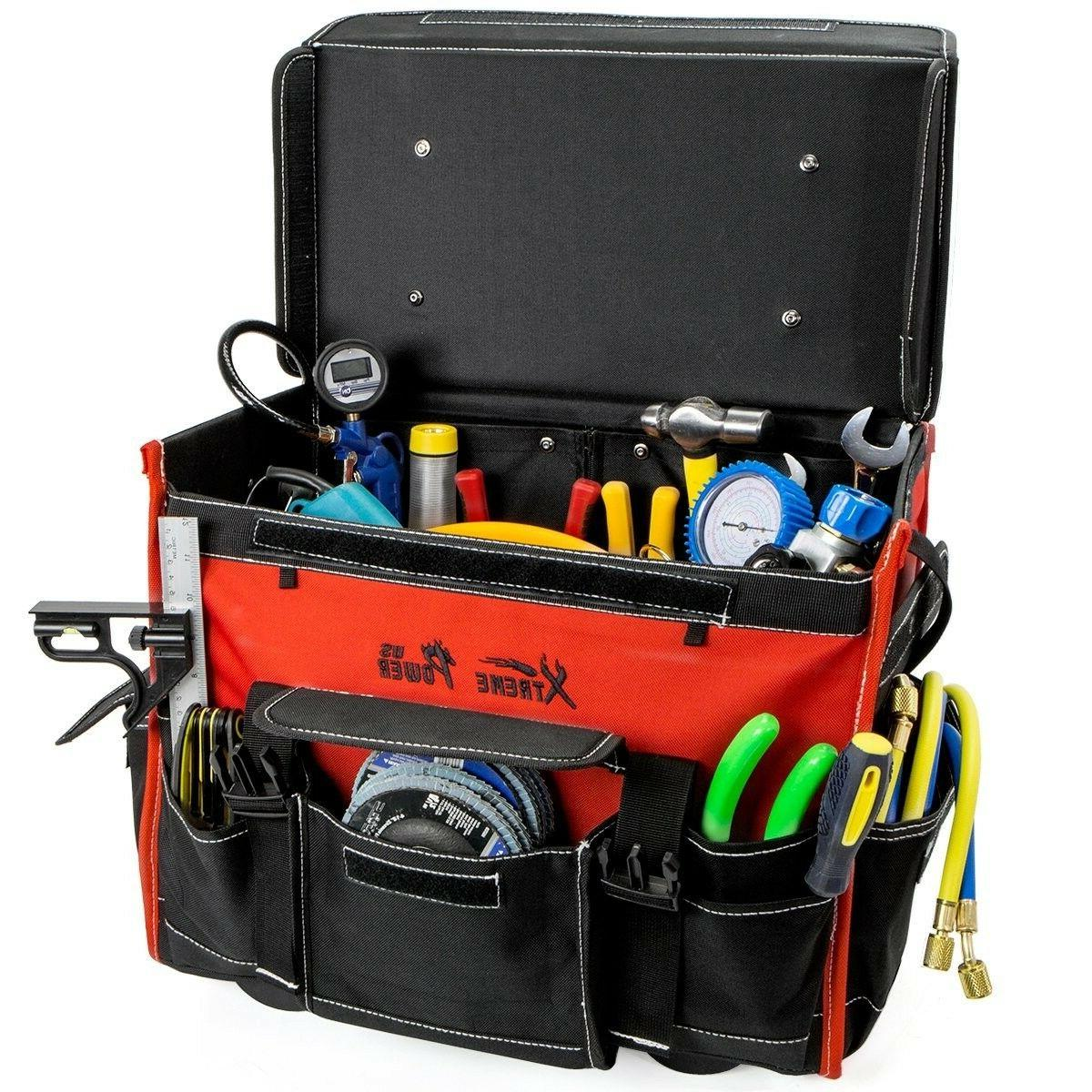INCREDIBLE XtremepowerUS Tool Organizer, Black and