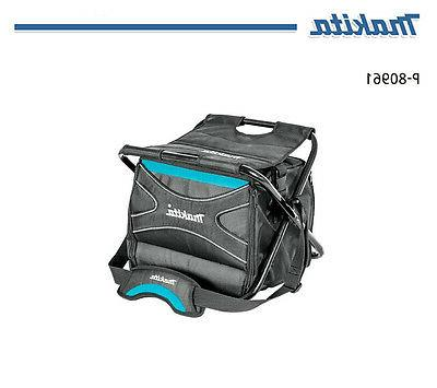 Makita P-80961 Craftsman Electrician Carpenter Tool Bag Box