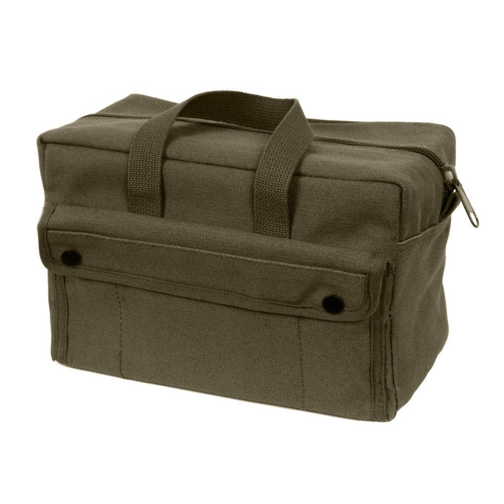 """Military Style Tactical G.I. Type Mechanic's Tool Bag, 11"""" x"""