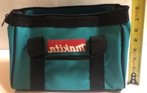 """NEW 8"""" X Small Heavy Duty Nylon Tool Bag"""