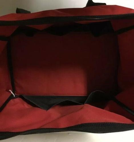 "NEW 11"" X Tool Bag Case With Interior"