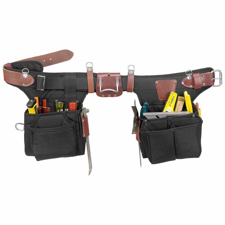 NEW Occidental Leather 9540 Adjustable Finisher Tool Bag Set