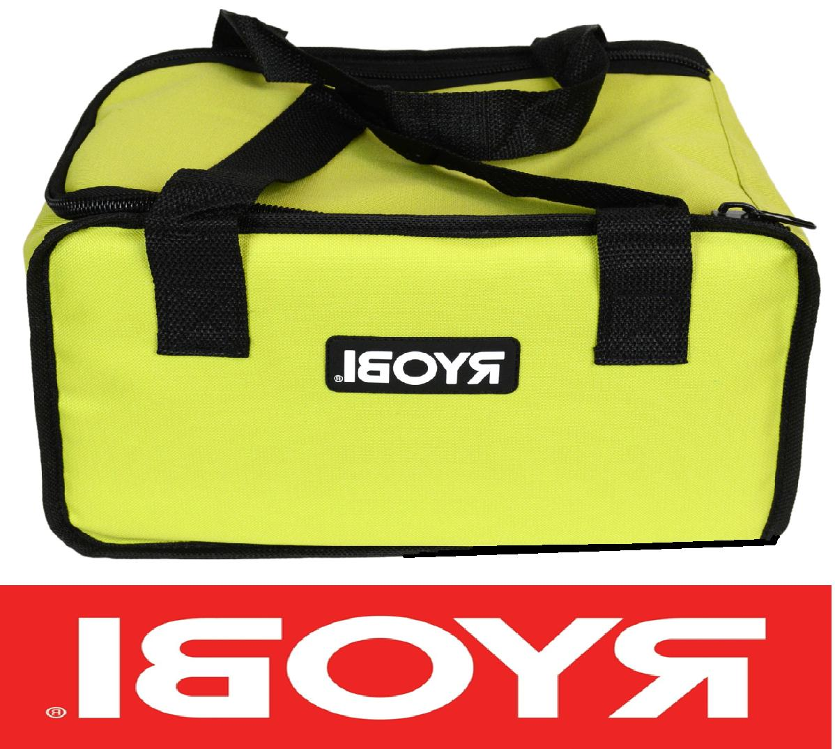 NEW RYOBI TOOL BAG / CASE FOR CORDLESS DRILL & JIGSAW KIT  B