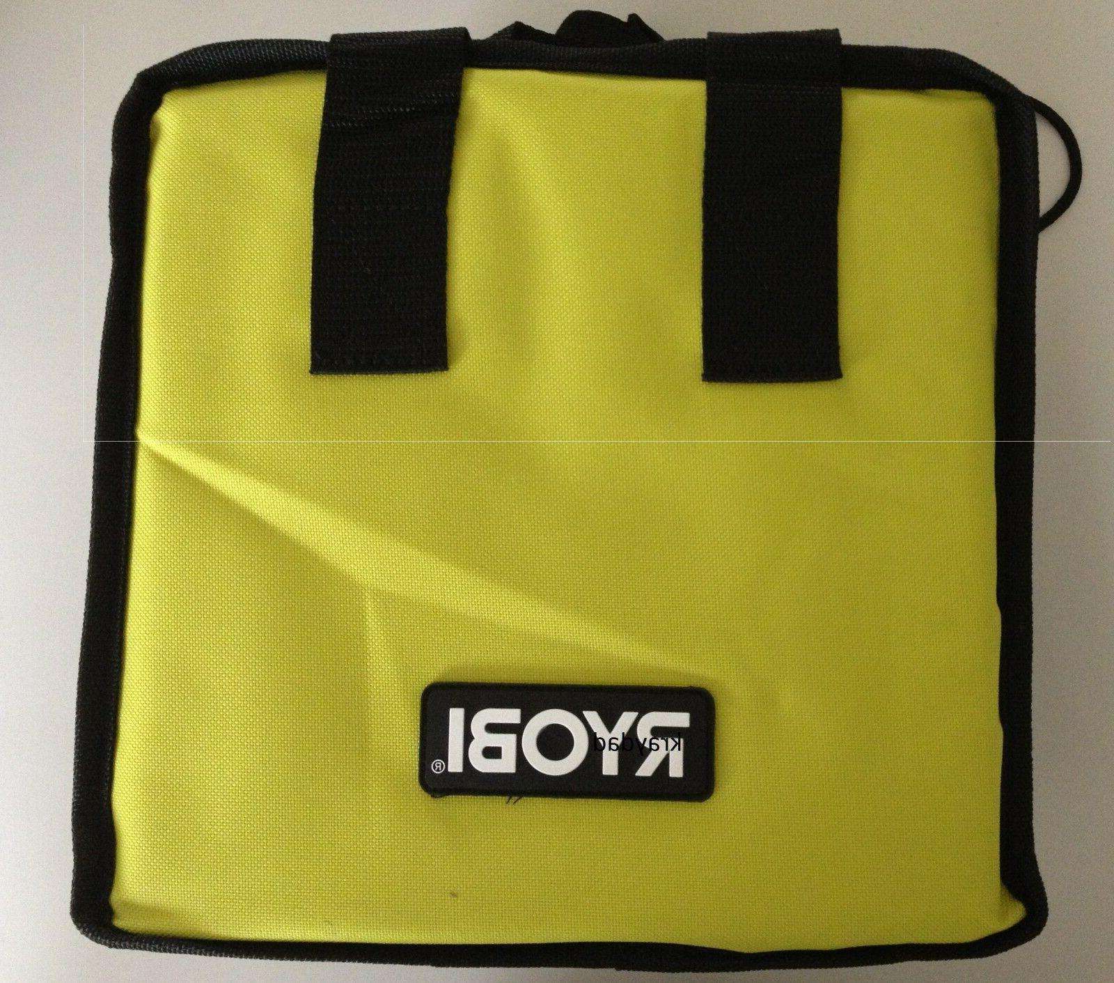 NEW RYOBI Tool Bag 10 X 10 X 6 inches For Drill / Impact Dri