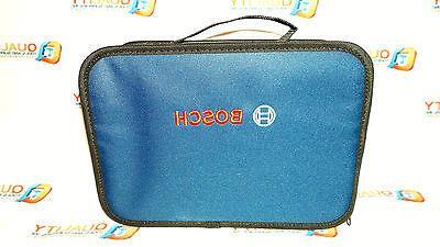 "New Bosch 12"" Contractors Tool Bag Tote Case For 12V Cordles"