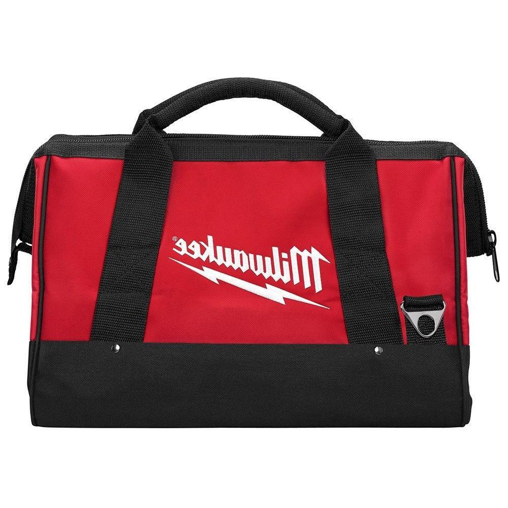 One Milwaukee 48-55-3550 Contractor Tool Bag Electrician w/