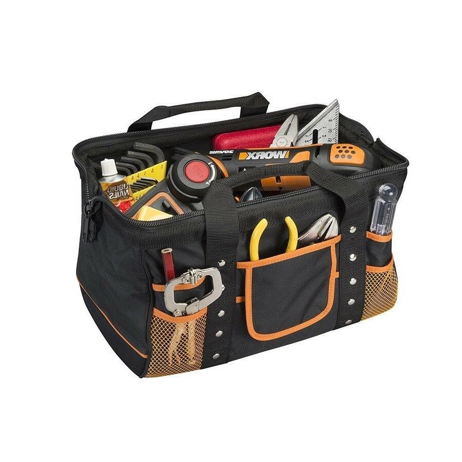 WA0076 Zippered Bag Exterior